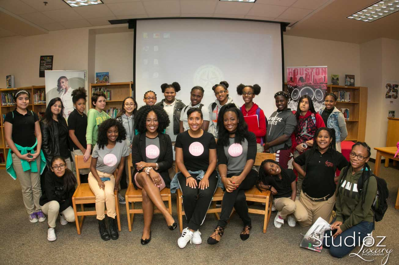 JJ's I'm Me Tour @ Gregory-Lincoln Education Center | Beauty & Style