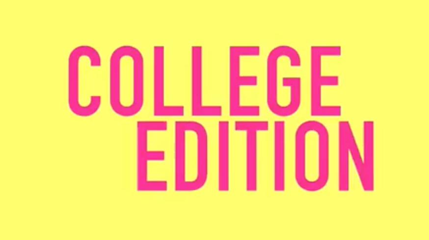I'm Me Tour  - College Edition
